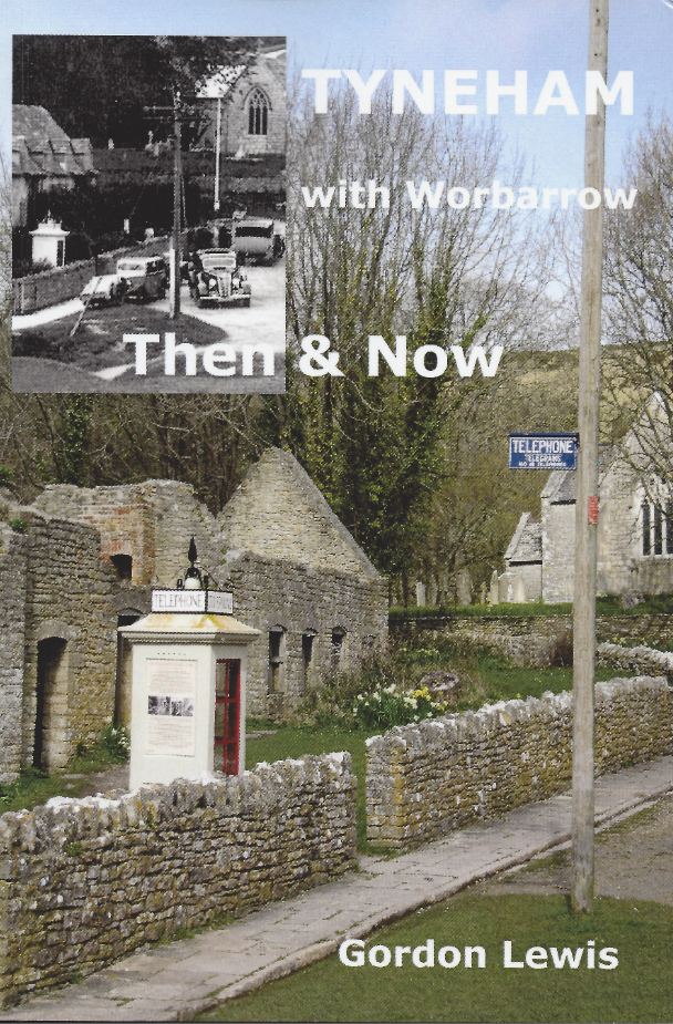 Book Cover: Tyneham with Worbarrow - Then & Now