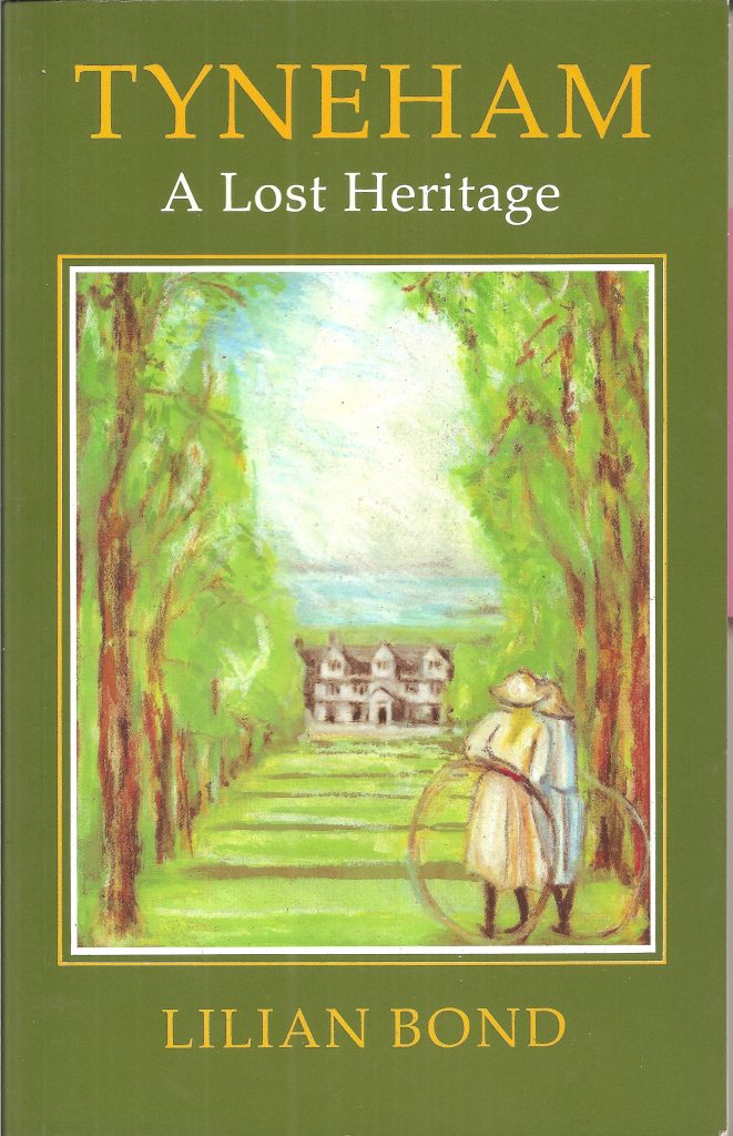 Book Cover: Tyneham - A Lost Heritage