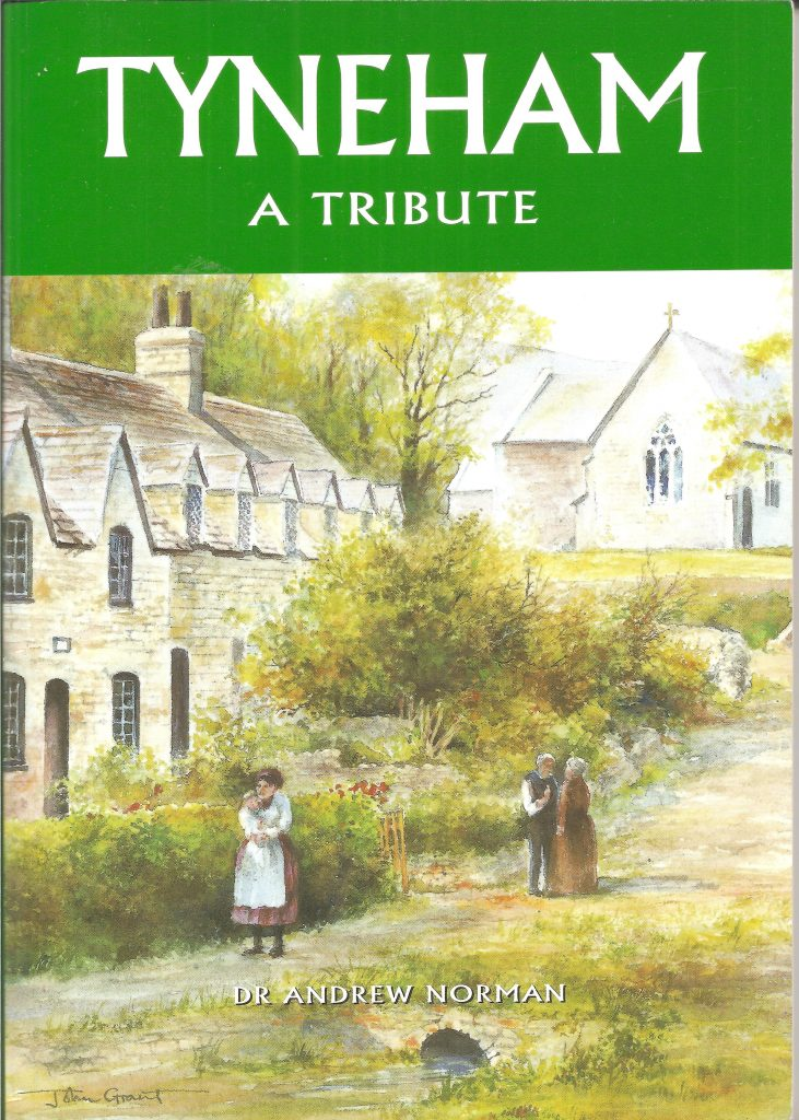 Book Cover: Tyneham - A Tribute