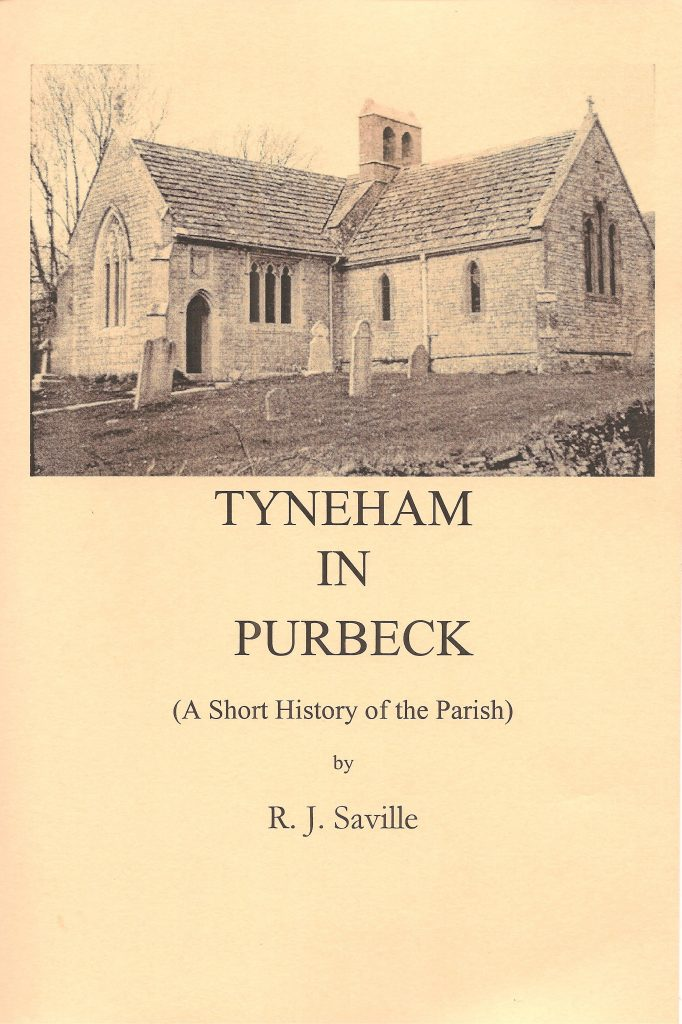Book Cover: Tyneham in Purbeck