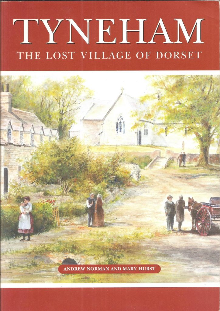 Book Cover: Tyneham - The Lost Village of Dorset