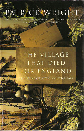 Book Cover: The Village that Died for England