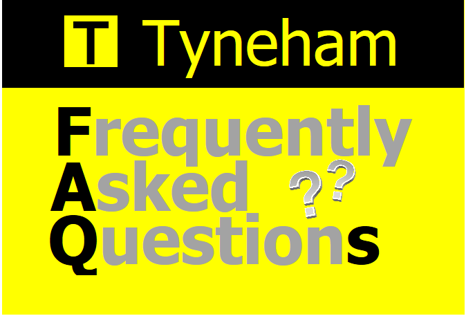 FAQs Frequently Asked Questions abiot Tyneham
