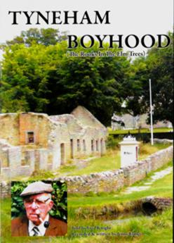 Book Cover: Tyneham Boyhood - The Rooks in the Elm Trees